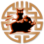 Icon for Like a cat riding a boar