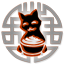 Icon for Like the cat that got the cream