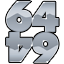 Icon for Double 64